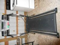For Sale ~ A very nice Nordic Track treadmill loaded