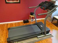TREADMILL NORDICTRACK EXP 1000XI IN SUPERB WORKING