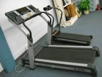 Description:.   Treadmill Nordictrack Solaris A2050 in
