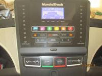 NordicTrack T5.7 Treadmill. Just recently moved and do