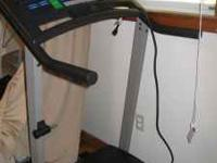Weslo Cadence G-40 treadmill for sale. Selling only to