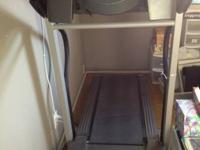 Downsizing - MUST sell treadmill. Follows your