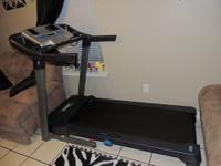 PRO-FORM XP WEIGHT LOSS 620 TREADMILL FOR SALE.