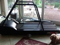 PROFESSIONAL TREADMILL suitable for exercise studio or