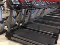 "Cybex CX 445 T Treadmill ""serviced"". This used and"