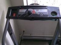 Treadmill, motorized. Used. Asking $100, cash only.