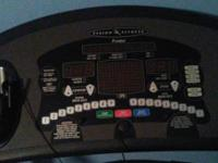 Vision Fitness Premier Treadmill, Model T9450, bought