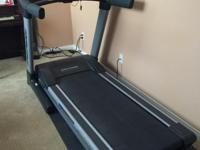 ProForm Perspective ES Treadmill for Sale. Has built in