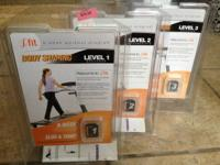 i-fit Treadmill Workout Cards. Body Shaping Series. 3