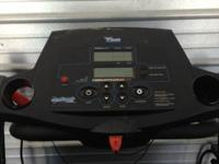 5 year old GS950T Treadmill. Still works terrific and