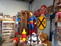 We Bring Vintage Collectible Inventory to Store every
