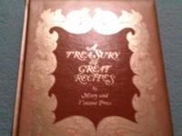 A TREASURY OF GREAT RECIPES, BY MARY & VINCENT PRICE.