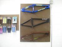 Tree Bicycle Co. Lil'Buddy 20.75 BMX Frame. Free Verde