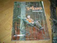 Tree Lounge climbing deer stand. in great condition .