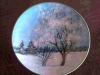 Tree Plate $15.00 or B/O Contact Dave After 9AM @  NO