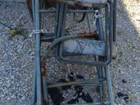 Hunting stand for sale. Good used condition. 40$