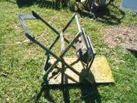 I have tree stand for $40.00 or best offer call jerry @