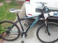 "Women's Trek  ""Skye SL""--Hard Tail. This Mtn/trail bike"