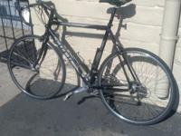 Great running aluminum Trek road bike! 60cm I just put