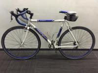 I have a Trek 1000 Road Bike to sell. Size 56Aluminium