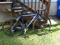 Expedition 1000 WSD females's road bike for sale.  Very