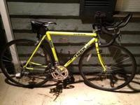 This bike is in great condition. This bike bike has all