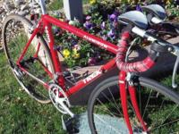 VERY WHELL MAITENANCE ONLY 20 POUNDS 8 SPEED BACK 2