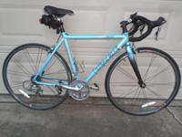 Selling a TREK 1500 Alpha Superlight Race WSD Road