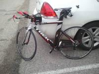 I am selling my 2011 Trek Speed Concept 2.5. I have had
