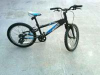 20 inch. Kid's Trek Bike 6 speed $100 call Jeff at