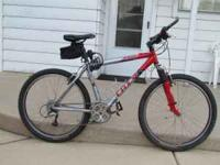 "Trek 2001 4900 18"" Hardtail in Very Good Condition!"