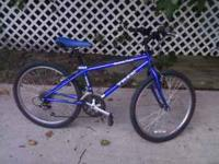 "24"" trek. ok shape. call or text cliff at . Location:"