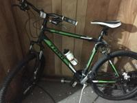 New adult trek 3500 disc brake This ad was posted with
