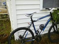 TREK   3700 three series over $ 900.00 invested comes