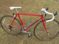 "*VINTAGE *TREK 400* ROAD BIKE* it has 20""(center crank"