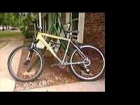 i have a nice but used trek 4300, has two new tires on