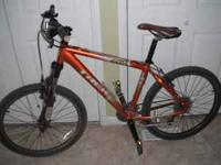 2009 Trek 4300 18 inch. In excellent condition. Frame: