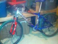 I have for sale a Trek 4300 Aluminum Custom. All parts