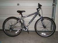 For sale is my wife's Trek 4300 Alpha mountain bike. I