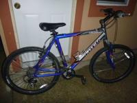 Trek 4300 Mountain Bike like new with new tires Alpha