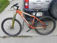 I have owned this mountain bike for sometime and I've