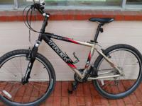 TREK 4500 ALPHA Mountain Bike. Clean and in good cond.