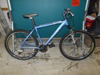 "18""(Med) SIZE TREK 4500  MOUNTAIN BIKE, ONLY $290.00"