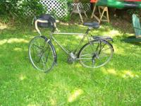 I bought this bike used in 2011 (new in 2006) for $600,