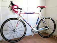 US Postal Team Trek 5200 carbon road bike for sale.