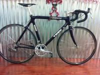 Trek 5500 Full Carbon Fiber Road Bike in a 58cm frame