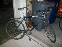 For sale is a Trek 6500 mountain bicycle. This bike is
