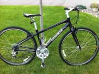 This Woman's 2011 Trek 7.2 FX WSD Path/Hybrid (Purple)