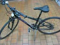 Trek 7.2FX bicycle in excellent condition with all of