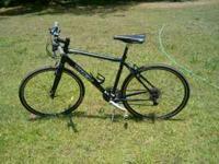 2009 Trek 7.3 hybrid road bike. Great condition, road